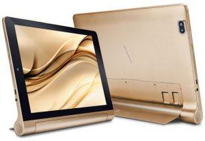 Se lanzó la tableta iBall Slide Brace-X1 4G con pantalla de 10.1 pulgadas y soporte para llamadas de voz para Rs.  17499