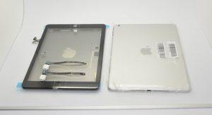 Se muestra la carcasa gris espacial del iPad 5 por primera vez