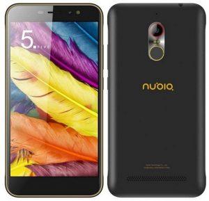 Se presenta el Nubia N1 lite con pantalla HD de 5.5 pulgadas y escáner de huellas dactilares