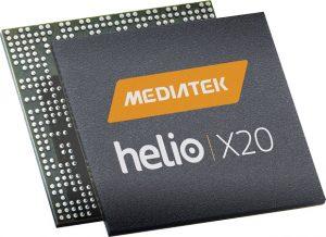 Se presenta el procesador deca-core MediaTek Helio X20
