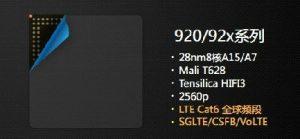 Se presenta el procesador octa-core Huawei Kirin 920