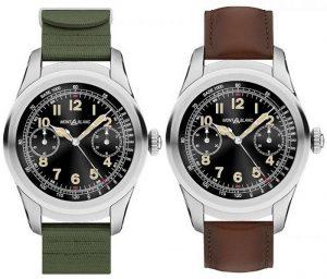 Se presenta el reloj inteligente de lujo Montblanc Summit Android Wear