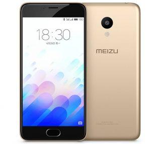 Se presenta el teléfono inteligente asequible Meizu m3 con pantalla HD de 5 pulgadas y procesador octa core