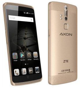 Se presenta la solución de desbloqueo biométrico ZTE Axon Elite con Eyeprint ID