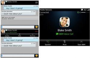 Se presentó BBM Voice, realice llamadas de voz gratuitas a través de Wi-Fi a otros usuarios de BBM