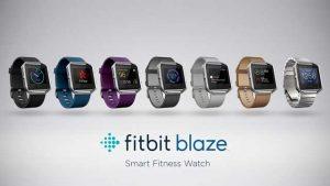 Se presentó el reloj inteligente de fitness Fitbit Blaze;  Viniendo a la India en marzo por Rs.  19999