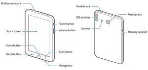 Se revela el manual del usuario de Samsung Galaxy Tab 3 Lite