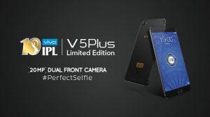 Vivo V5 Plus IPL Limited Edition lanzado en India