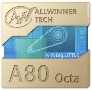 Se revela el procesador AllWinner A80 octa core