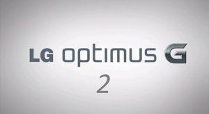 Se rumorea que LG Optimus G2 llegará con una pantalla Full HD de 5.5 pulgadas y un procesador de cuatro núcleos