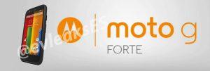 Se rumorea que Moto G Forte con mayor durabilidad