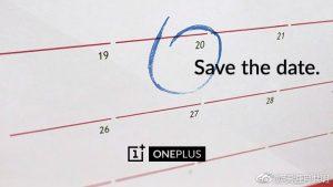 Se rumorea que OnePlus 5 se lanzará el 20 de junio