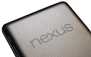 Se rumorea que la secuela de Nexus 7 con pantalla Full HD para Google I / O se lanzará en mayo