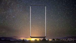 Según los informes, Xiaomi Mi MIX 2 se lanzará el 12 de septiembre