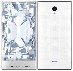 Sharp anuncia el teléfono inteligente Aquos Crystal con biseles delgados como una navaja