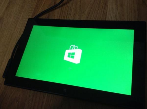 Pestaña de windows de Nokia