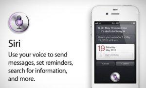 Siri no llegará a los iPhones más antiguos, oficialmente