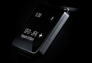 LG G Watch anunció;  se ejecuta en el sistema operativo Google Android Wear