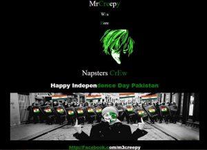Sitio web de MTNL Mumbai pirateado por el hacker pakistaní Mr. Creepy!