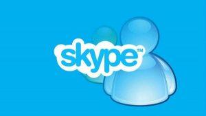 Skype implementa la función de mensajería de video