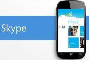 Skype llegará a la plataforma Windows Phone a principios de 2012