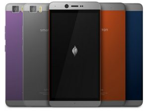 Smartron t.phone con pantalla Full HD de 5.5 pulgadas lanzado en India por Rs.  22999
