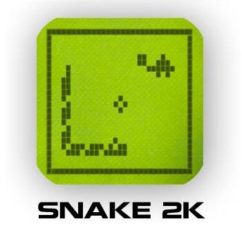 Snake 2k - Serpiente Nokia clásica para tu smartphone