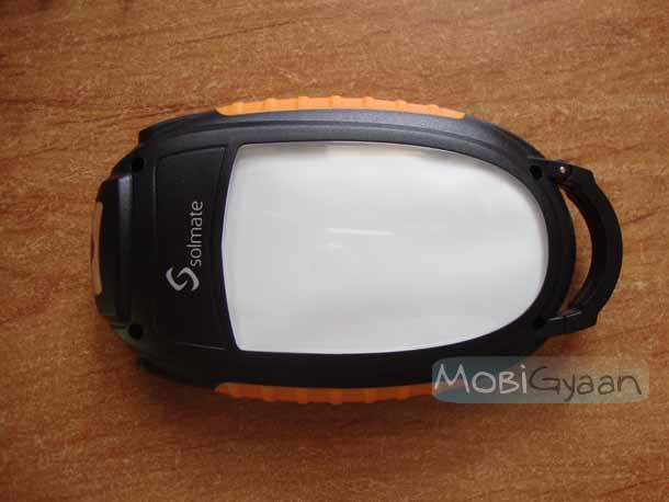 Solmate Flare - Cargador solar portátil [Review]