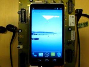 Sony Ericsson LT22i Nypon se filtra, contará con un chipset ST-Ericsson NovaThor U8500 de doble núcleo