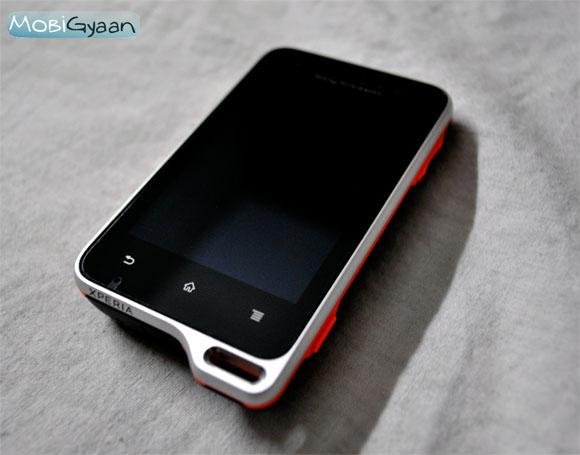 Sony Ericsson Xperia Active: práctica [Pictures]