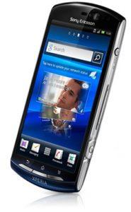 Sony Ericsson anuncia el Xperia neo V