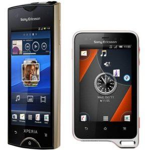 Xperia Ray y Xperia Active de Sony Ericsson llegarán pronto al mercado indio