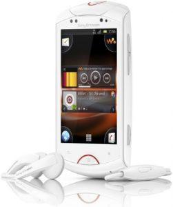 Sony Ericsson presenta Live con el teléfono inteligente Walkman con Android