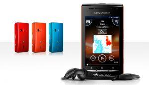 Sony Ericsson y Reliance Communication ofrecen el teléfono walkman W8 con una oferta de devolución del 100% del dinero