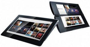 Sony Tablet S y Tablet P pronto recibirán Ice Cream Sandwich