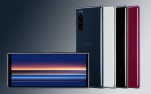 Sony lanzará un teléfono inteligente insignia 5G en el MWC