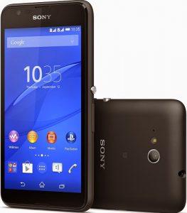 Sony Xperia E4g Dual SIM con soporte 4G LTE lanzado en India para Rs.  13490