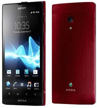 Sony Xperia Ion disponible en línea para Rs.  35,999