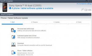Sony Xperia M Dual comienza a recibir la actualización de Android 4.3