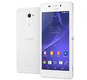 Sony Xperia M2 Aqua con resistencia al agua y al polvo anunciado