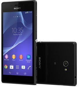 Sony Xperia M2 con soporte 4G LTE anunciado