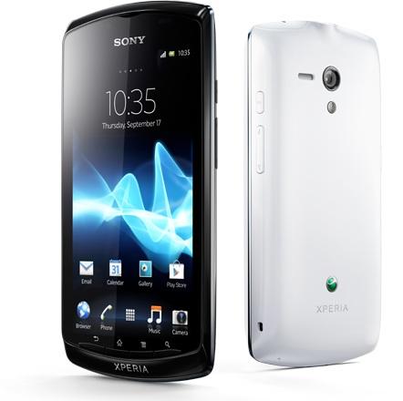 Sony Xperia Neo L en preventa por Rs.  18,499