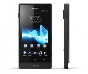 Sony MT27i 'Pepper' previamente filtrado y anunciado como el Xperia Sola