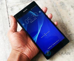 Sony Xperia T2 Ultra ahora recibe la actualización de Android 4.4.2 KitKat