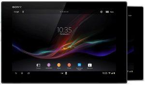 Sony Xperia Tablet Z estará disponible a nivel mundial en el segundo trimestre de 2013