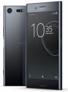 Sony Xperia XZ Premium con pantalla 4K de 5.5 pulgadas y cámara de 19 MP anunciado