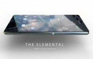 Fotos de prensa de la fuga de Sony Xperia Z de cuarta generación