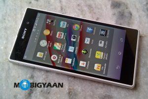Sony Xperia Z1 ahora recibe la actualización de KitKat a nivel mundial