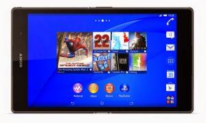 Sony Xperia Z3 Tablet Compact con pantalla de 8 pulgadas anunciada