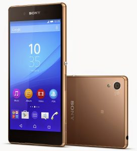 Sony Xperia Z3 + con pantalla Full HD de 5.2 pulgadas lanzado en India por Rs.  55990